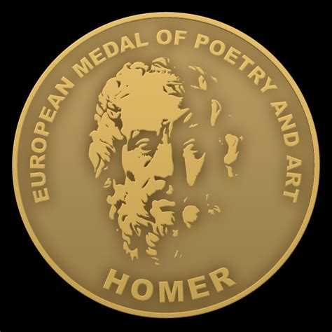 HOMER - The European Medal of Poetry and Art - Wikipedia Iraq 2017