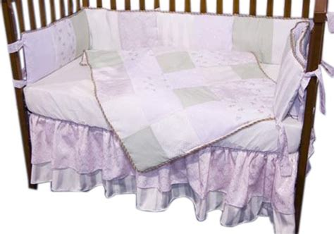 Baby Doll Crib Bedding Baby Doll Bedding Garden Brocade And Embroidered Crib Bedding Set Green Baby Products