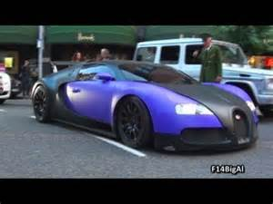 Purple Bugatti Veyron Bugatti Veyron Purple