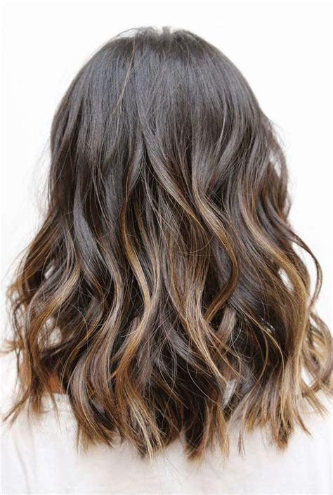 colour for 2015 hair subtle ombre hair color hairstylegalleries com