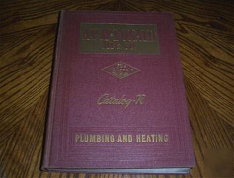 Mcdonald Plumbing And Heating by 1947 A Y Mcdonald Catalog R Plumbing And Heating
