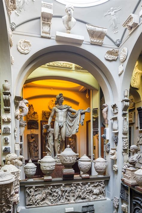spaces unveiled sir john soanes museum
