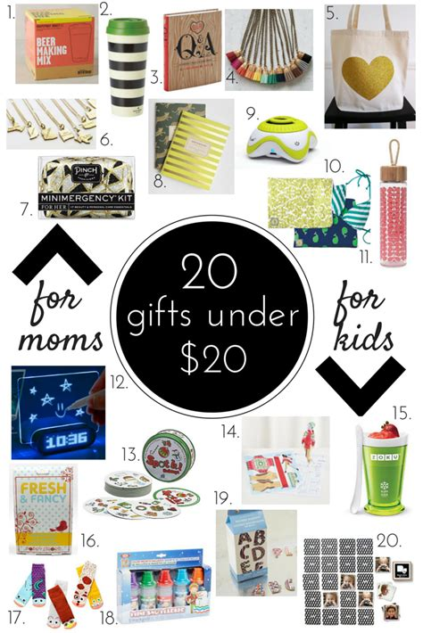 20 dollar gifts for christmas mom 20 gifts 20 for and savvy sassy