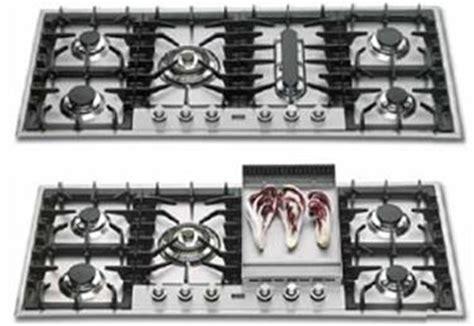 piani cottura semiprofessionali modelli di piano cottura 6 fuochi componenti cucina i