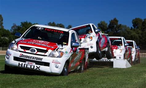 team toyota team toyota v6 hilux heroes my drive media