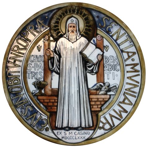 st benedict the order of benedict