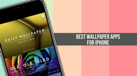best apps for iphone 10 best wallpaper apps for iphone to customize your device