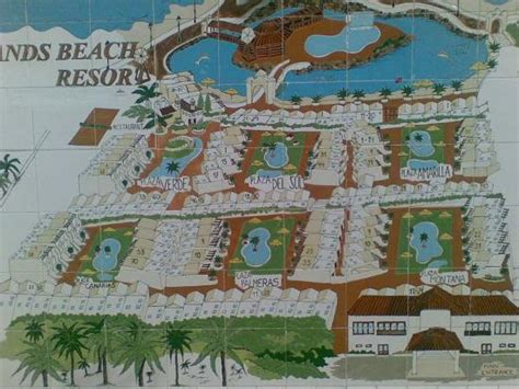 sands resort map costa teguise photos featured images of costa teguise