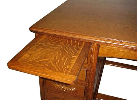 Oak Desk For Sale by Beautiful 19th C Oak Partners Desk For Sale Antiques