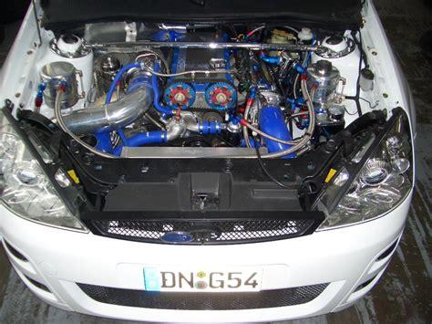 Cos è L Auto Tuning by Focos La Ford Focus Cosworth 529 Chevaux Et 4 Roues
