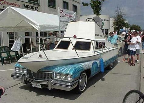 boat car joke car funny joke limo limousine boat