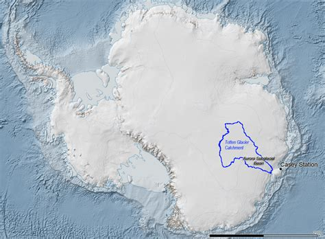 What Is The Largest Shelf In Antarctica by Melting Moments A Look East Antarctica S