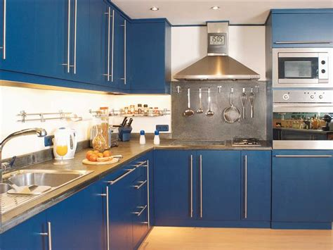 kitchen set design kitchen set interior design house furniture in blue