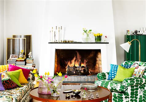 interior design eclectic contrasting and complimentary elements of colour texture
