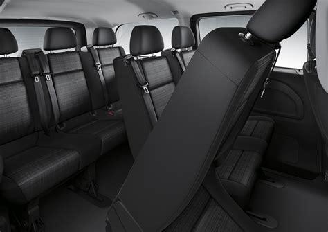 2016 Mercedes Benz Metris Interior Seats 02 Photo 5