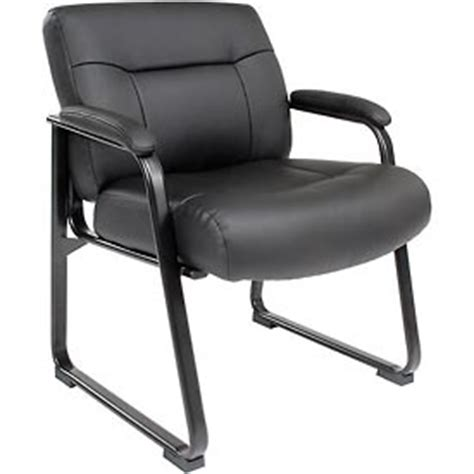leather waiting room chairs chairs big big and waiting room chair leather mid back black 238530