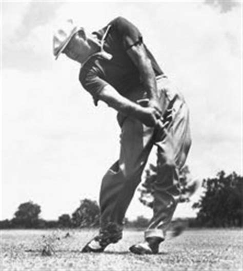 byron nelson swing 17 best images about golf old school on pinterest from