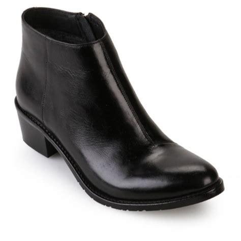 Sepatu Heels Boot Bulu Pita 3cm marelli shoes toko sepatu