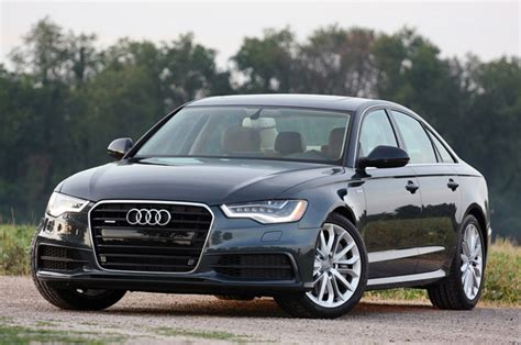 audi a6 consumer reports audi a6 tops consumer reports luxury sedan comparo