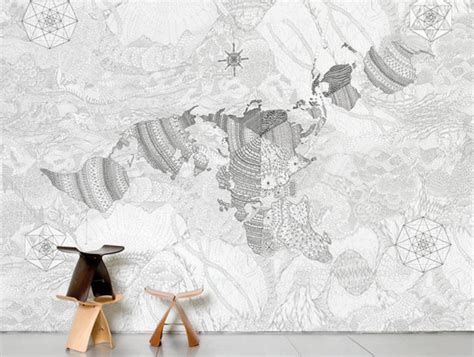 Handmade Wallpaper Designs - design with handmade wallpaper the