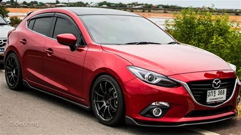 Mazda 3 Advan Rz Google Search Stanced Cars