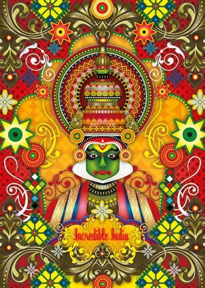 incredible india illustration  love incredible
