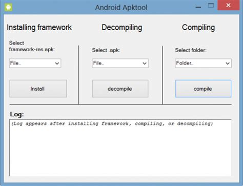decompile apk easily decompile and recompile apks with android apktool xda forums