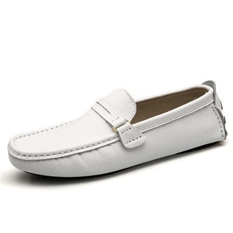 boys white loafers boys white loafers 28 images dadawen boy s s slip on