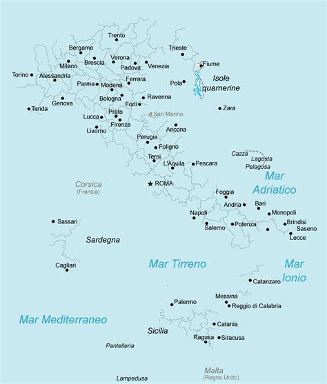 capitale d italia israele mappa politica