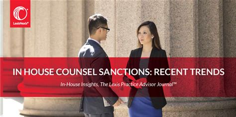 in house counsel jobs in house counsel sanctions recent trends
