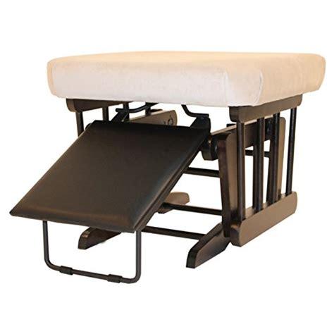 dutailier sleigh glider and ottoman combo dutailier sleigh glider multiposition recliner accessories