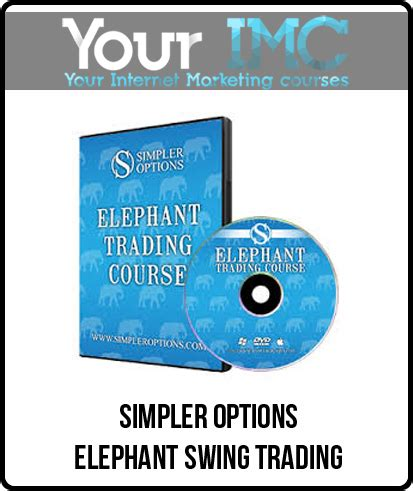 Option Swing Trading by Simpler Options Elephant Swing Trading