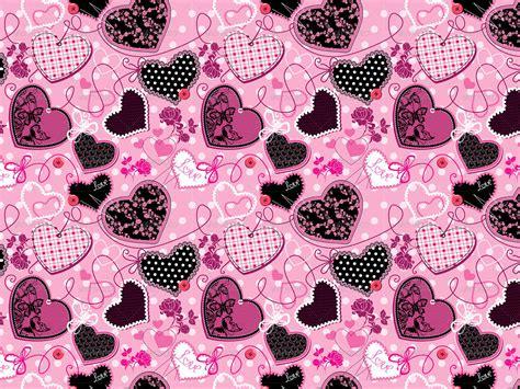 Pattern Black And Pink | 24 pink pattern designs patterns design trends