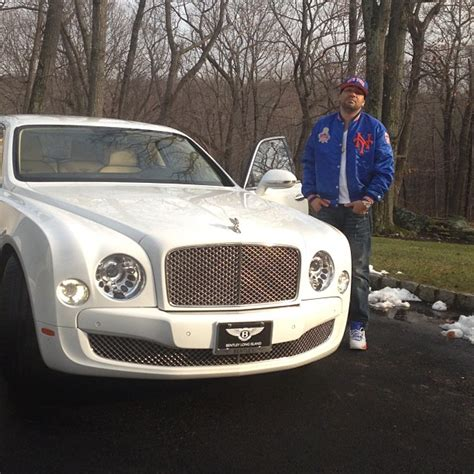 bentley celebrity homes dj envy s sitting pretty with a new bentley mulsanne