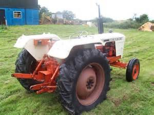 David brown 885 selectamatic tractor original condition detail 7