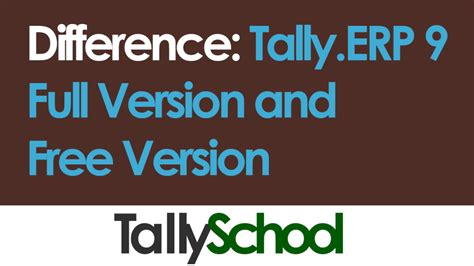 free tally full version software download free tally 9 download full version
