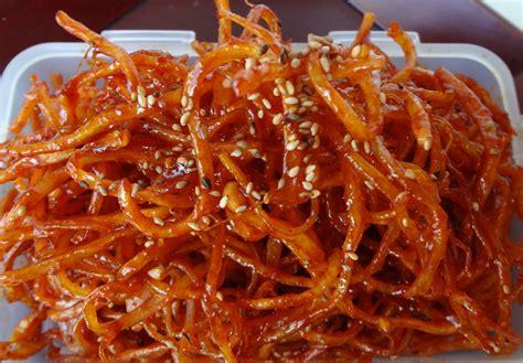 CFK - Asian Snacks & Street Food: Dried Squid - One of ...