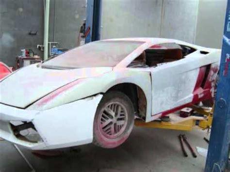 lamborghini gallardo coupe replica build wmv