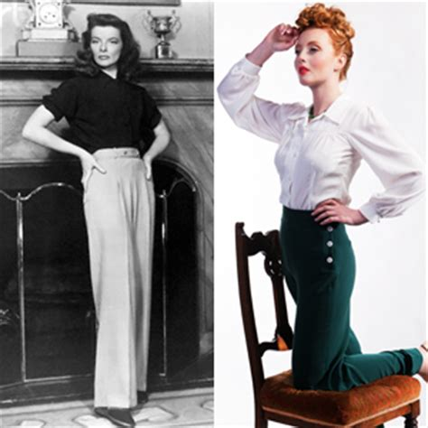 1940s fashion style guide the house of foxy