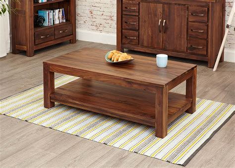 coffee table that opens for mayan walnut open coffee table