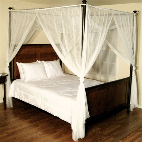 white canopy bed curtains retro white stained wooden daybed with white canopy
