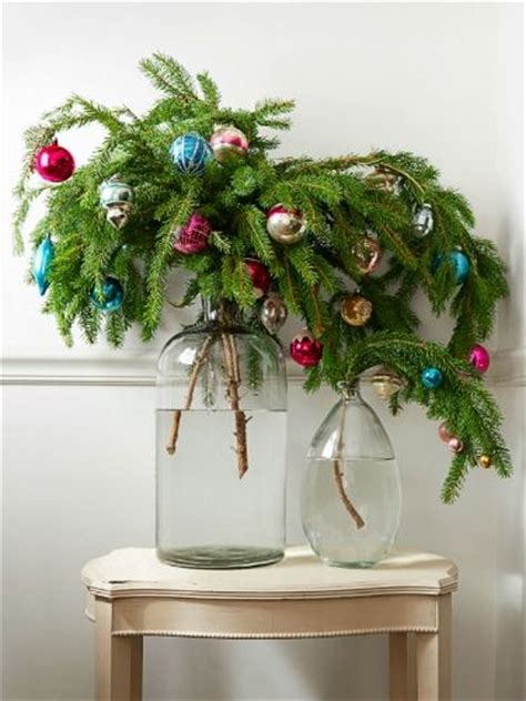 creative ways to display ornaments without a traditional