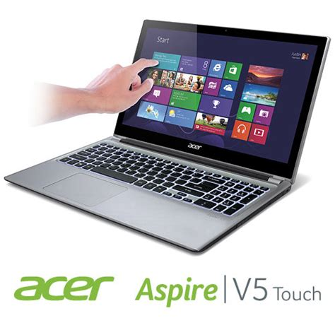 Laptop Acer Slim Touch Screen b009cqnpyq image 1
