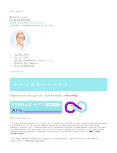email footer template 200 beautifully crafted inspiring email signature exles