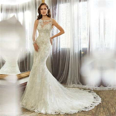 Custom Made Wedding Dresses by Xhx014 Lace Vestidos De Noiva 2015 Brides Wedding Gowns