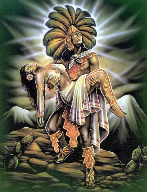 imagenes de angeles aztecas third face august 2010