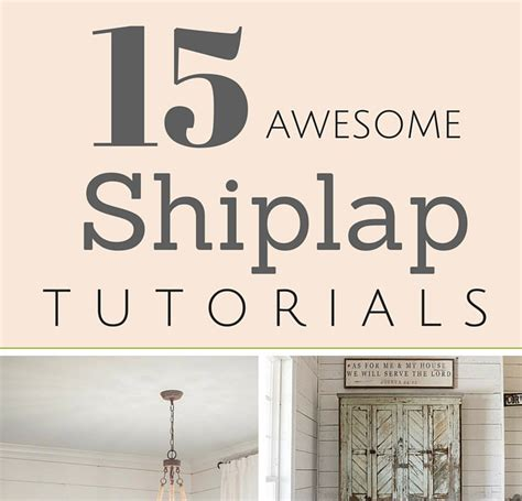 Where Can I Purchase Shiplap Shiplap 15 Awesome Tutorials The House