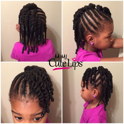 natural hairstyles for kids with short hair hairstyles fashion natural hairstyles for kids mimicutelips