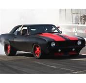 Rob Dyrdek Cars Custom Rogue Status Camaro Red Black