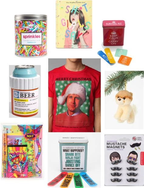 fun stocking stuffers funny stocking stuffers christmas pinterest